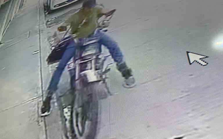 Capturan a ladrón de motocicletas en Cárdenas