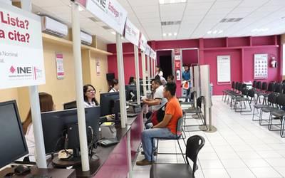 Llama Ine A Actualizar Credencial De Elector El Heraldo De