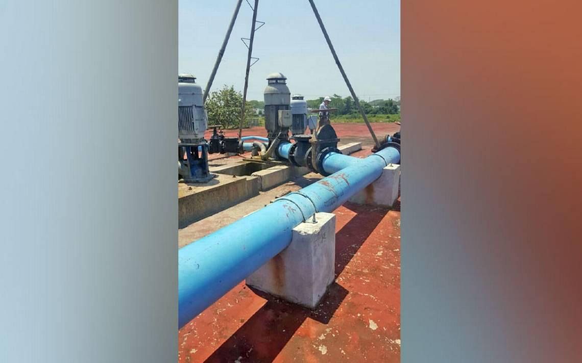"""Ni """"Superman"""" garantiza agua limpia en Villahermosa: Evaristo - El Heraldo de Tabasco"""