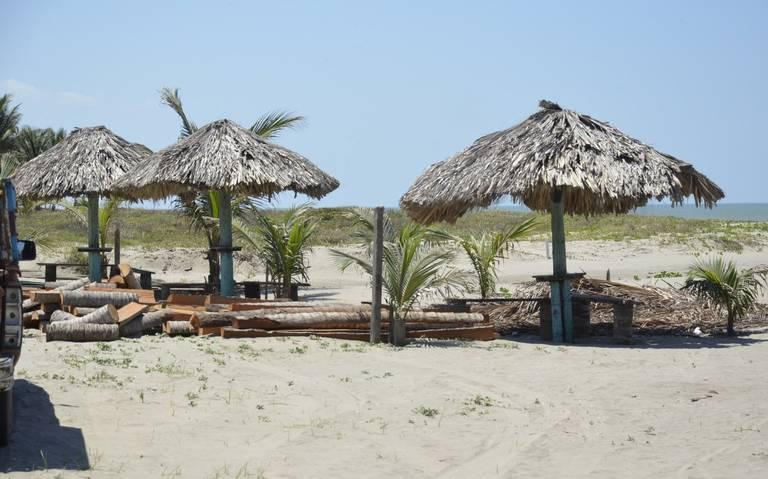 Prohibición de ir a playas causará pérdidas por más 250 mdp en Tabasco