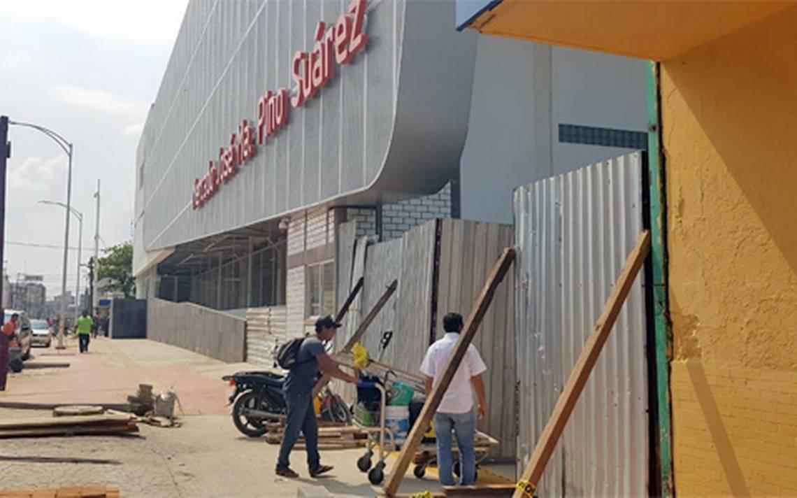 """Se mudan al nuevo """"Pino Suárez"""" - El Heraldo de Tabasco"""