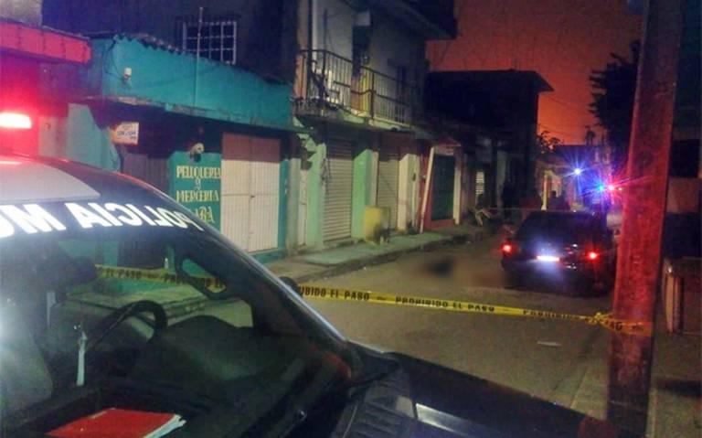 Ejecutado de un tiro en la cabeza en Huimanguillo