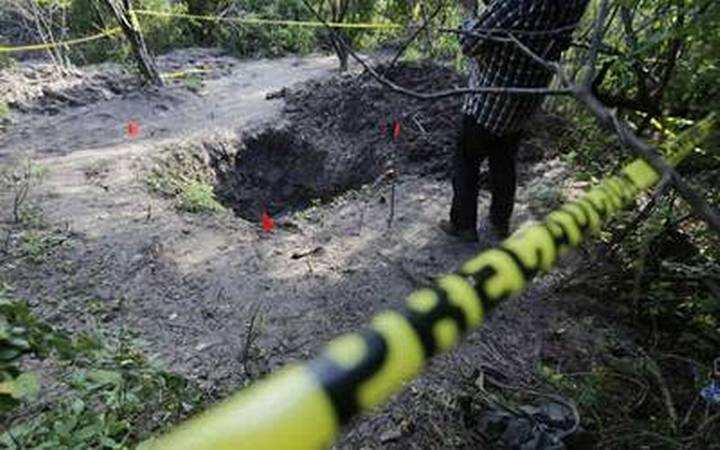 Indaga Fiscalía de Tabasco dos fosas clandestinas en Cárdenas